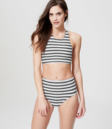 LOFT Beach Reversible Bikini Top