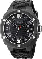 Alpina Men's AL525BB5FBAE6 Analog Display Swiss Automatic Watch
