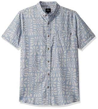 Rip Curl Men's Motion Short Sleeve Shirt