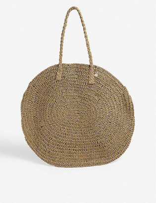Seafolly Woven beach bag
