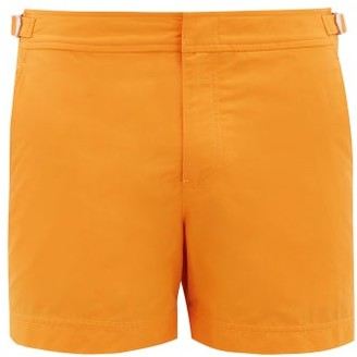 Orlebar Brown Setter Technical-shell Swimshorts - Orange