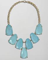 Harlow Necklace, Turquoise