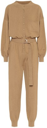 Cordova Corvara wool and silk jumpsuit