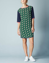 Boden Daisy Colourblock Tunic Dress