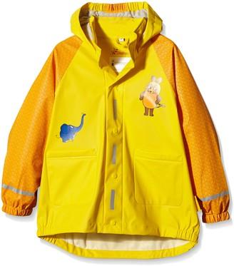 Playshoes DIE MAUS Girl's Regen-Mantel Maus & Elefant Raincoat