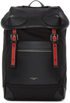 Givenchy Black Ryder Backpack
