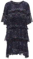 Velvet Lulu floral-printed dress