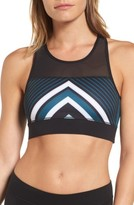 Ivy Park Women's Chevron Crop Top