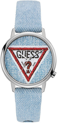 GUESS V1014M1 Wilshire & Grand Denim Watch