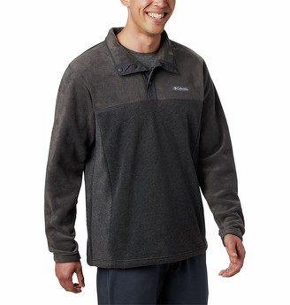 Columbia Steens Mountain 1/2-Snap Fleece Jacket - Men's