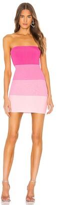 superdown Perla Ombre Mini Dress