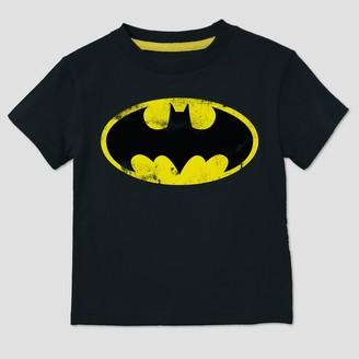 Extreme Concepts Toddler Boys' DC Comics Batman Short Sleeve T-Shirt - 12 Months