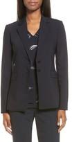 Women's Classiques Entier Stretch Wool Blend Suit Jacket