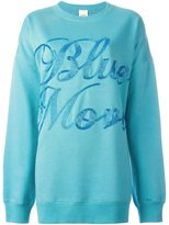 Ashish 'Blue Movie' sweatshirt