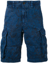 Incotex cargo shorts - men - Cotton/Linen/Flax - 32