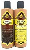 One 'N Only Argan Oil Moisture Repair Shampoo & Conditioner Set 350ml/12oz by