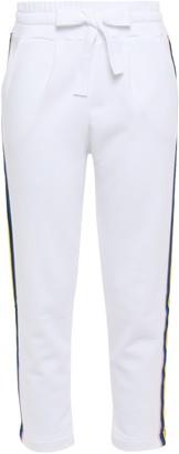 Parker Chinti & Dreamer Striped Cotton-jersey Track Pants
