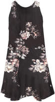 Dex Floral Shift Dress