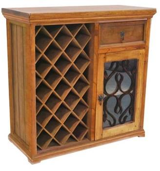 Artesano Home Decor 23 Bottle Bar with Wine Storage Artesano Home Decor
