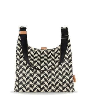 Orla Kiely Midi Sling Bag, Mono