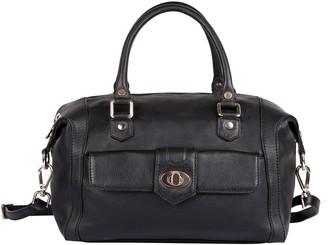 Karla Hanson Irene Leather Satchel Bag