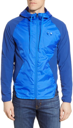 Under Armour Wind Resistant Hooded Jacket