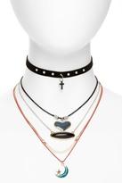 Topshop 5-Pack Necklaces
