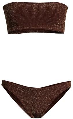 Hunza G Gabrielle Bandeau 2-Piece Bikini Set