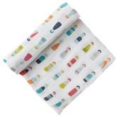 Petit Pehr Little Peeps Swaddle Blanket