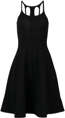 DSQUARED2 Pleated Mini Dress