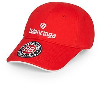 Balenciaga Logo Soccer Cap