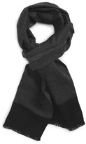 Nordstrom Men's Plain Weave Silk Blend Scarf