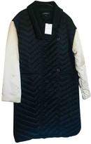 Isabel Marant Black Silk Coats