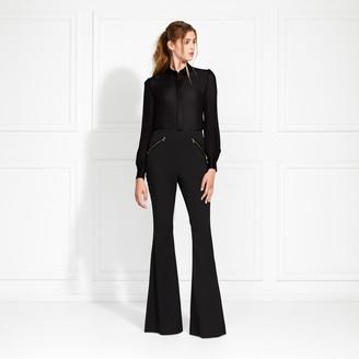 Rachel Zoe Norah Nouveau Suiting Flared Pants