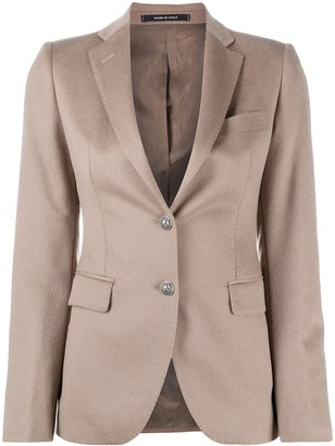 Tagliatore Long-Sleeved Blazer