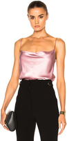 Protagonist Draped Cami Top