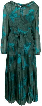Escada Sport floral print dress