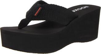 Rocket Dog Women's Crush Platform Thong Wedge Sandal