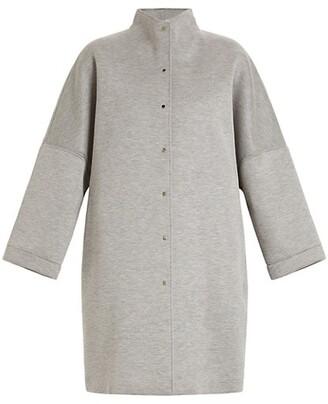 Marina Rinaldi, Plus Size Tamoa Neoprene Cocoon Coat