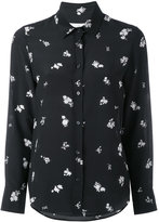 Golden Goose Deluxe Brand floral print shirt