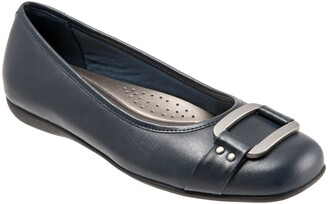 Trotters 'Sizzle Signature' Flat