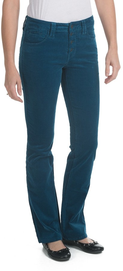 Worn Denim Worn Camilla Pinwale Corduroy Jeans - Button Fly, Bootcut (For Women)