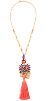 Elizabeth Cole Varro Statement Pendant Necklace