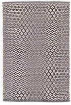 Dash & Albert Lattice Handwoven Cotton Rug