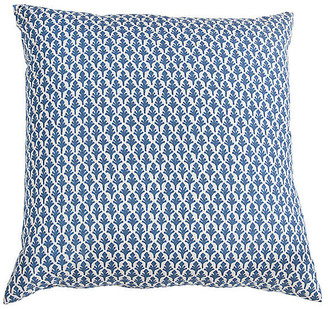 Imagine Home Ponce Throw Pillow - Blue/White 20x20