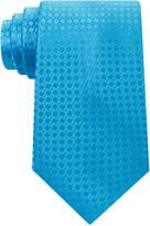 Michael Kors Men's Split Square Solid Tie