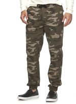 Men's Hollywood Jeans Camouflage Jogger Pants