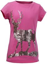 Carhartt Fandango Pink Realtree® Xtra Deer Tee - Girls