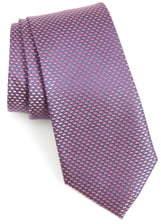Nordstrom Soda Geometric Silk Tie