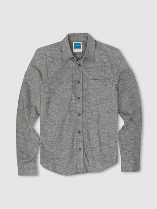Jason Scott Wilson Button Down - Heather Grey